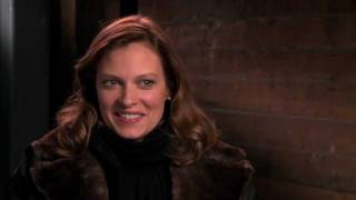 Big Miracle: Vinessa Shaw Sit Down Interview [HD]