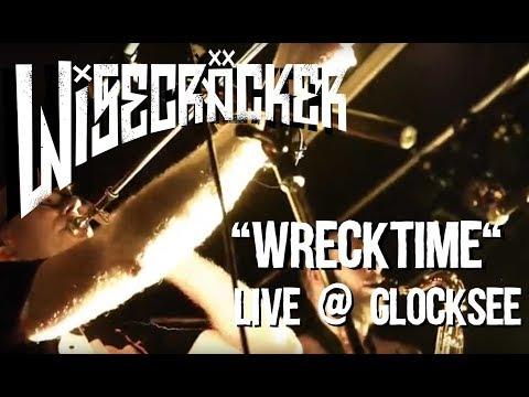 """Wisecräcker """"Wrecktime"""" live @ Cafe Glocksee Hannover"""