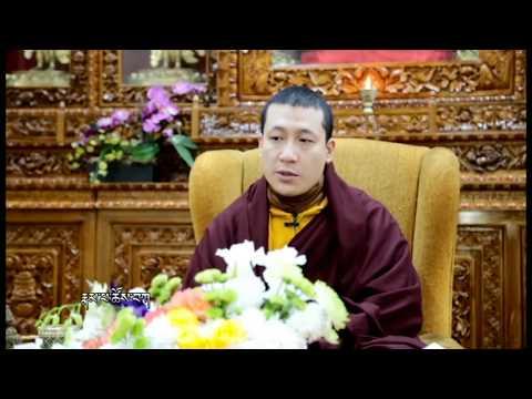 Karmapa: The 17th Gyalwang Karmapa Trinley Thaye Dorje heart teaching.