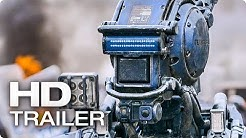 CHAPPIE Trailer German Deutsch (2015)