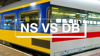 WHICH TRAIN IS BEST? DUTCH OR GERMAN?