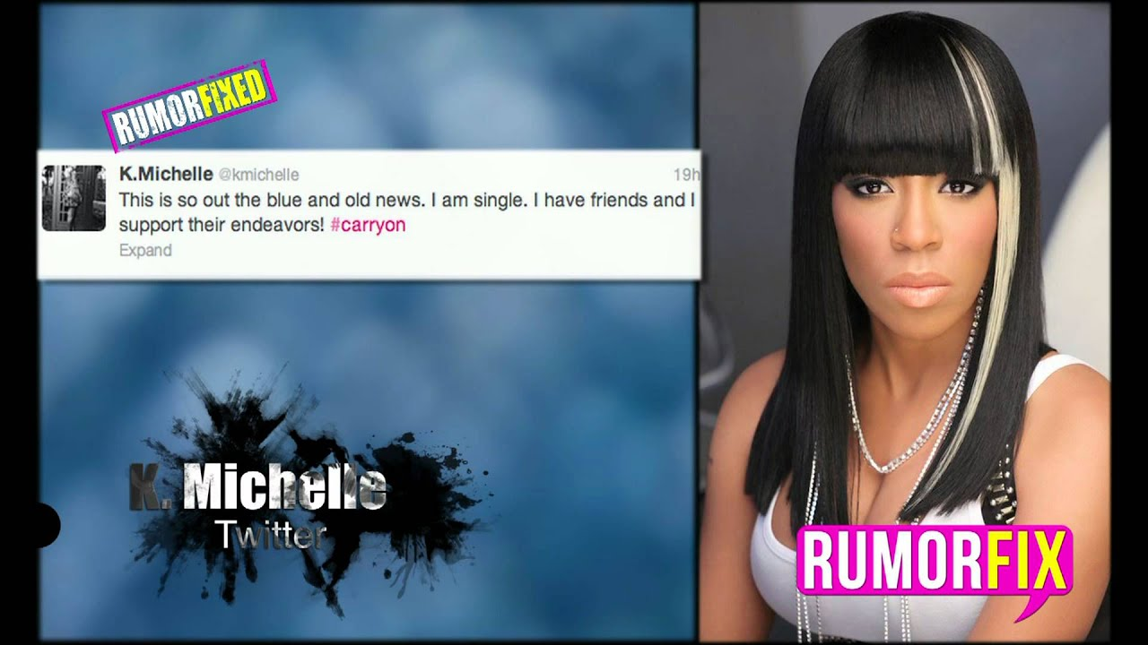 Is Ryan Lochte Dating Reality TV Star K. Michelle? - YouTube K Michelle And Ryan Lochte Tweets