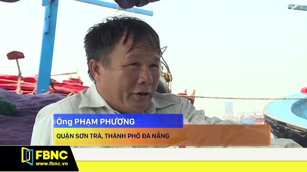 Ngư dân gặp khó khăn khi xăng dầu tăng giá | Tiêu điểm FBNC TV 22/04/19