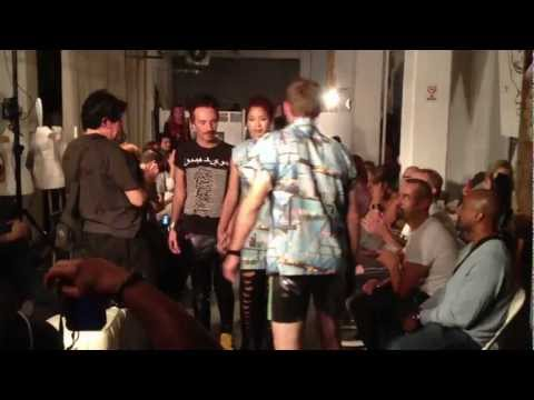 Mark Tauriello - Jersey City Fashion Week (Spring/Summer Collection 2013)