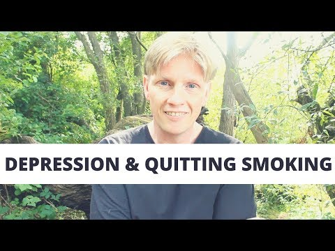 Depression After Quitting Smoking   - How to Deal With it and Why it Happens