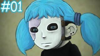 FRAN BOW, SEI TU? - Sally Face - #01