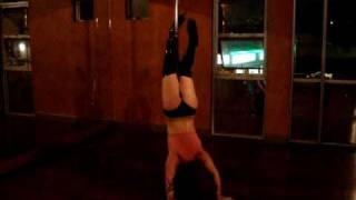 ★ Annemarie's Pole Dancing Competition Entry ★