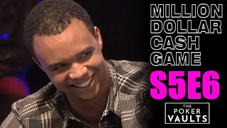Million Dollar Cash Game S5E6 FULL EPISODE Poker Show