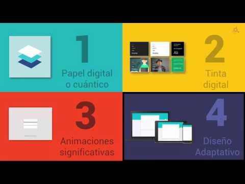 01.- Material Design con Android Studio. ¿Qué es Material Design?