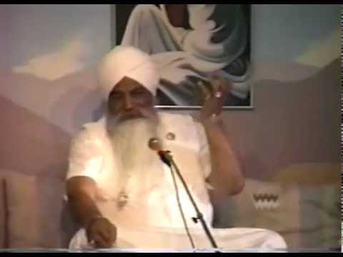 Man and Woman, Lecture by Yogi Bhajan, July 1993.