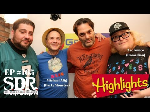 The Worst Thing Michael Alig's Ever Done - SDR #165 Highlight