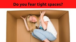 """Fear"" of ""Tight"" *Spaces* / *EFT*/ *Tapping* with Darryl Stewart"