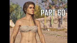 ASSASSIN'S CREED ODYSSEY Walkthrough Part 60 - Fist Fight (Let's Play Commentary)