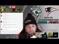 2MW FURY: [LIVE!] Jacksonville Jaguars vs. New England Patriots | AFC Championship 2018