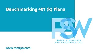 Benchmarking 401(k) Plans