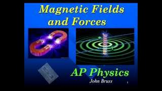 Magnetic Fields Part 1