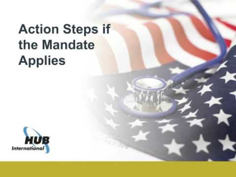 Complimentary Webinar:  Preparing for the 2016 ACA Small Business Mandate