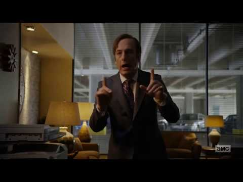 Jimmy McGill - Sell me this copier