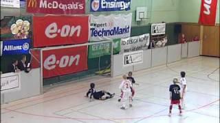 E.ON Junior Cup 2009 - 15. internationales E-Junioren-Hallenturnier