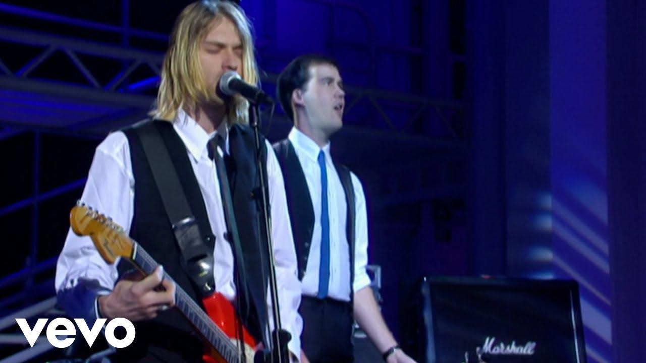 """Download Nirvana - Rape Me (Live On """"Nulle Part Ailleurs"""", Paris, France/1994)"""