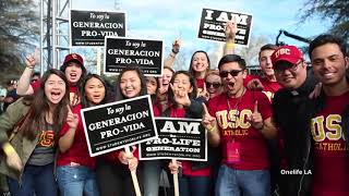 EWTN Pro Life Weekly March for Life 2018