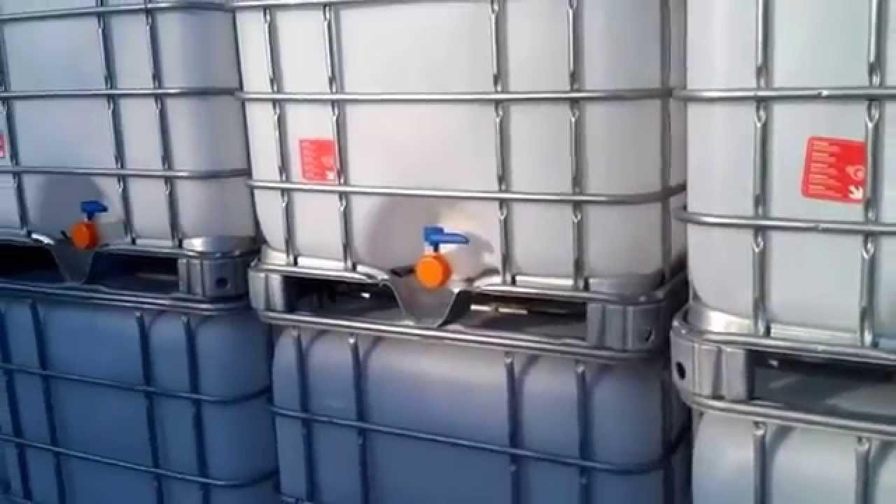 Оборудование для производства канистр (выдув изделий) - YouTube
