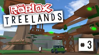 Treelands #3 - BASE UPGRADES (Roblox Treelands)