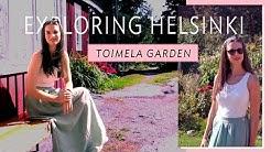 Exploring HELSINKI | Charming TOIMELA Garden