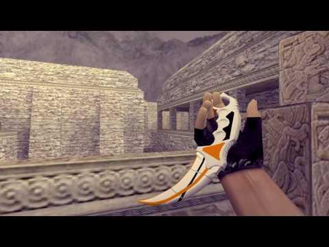HD CS:GO Skins For CS 1.6 - Knives Only #2
