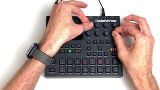 Christopher Kah - Session XIX with the Elektron Digitakt