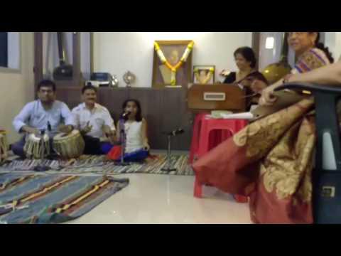Natya sangeet - Ruturaj aaj vani aala