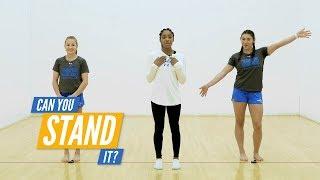 Can You Stand It - Madison Kocian vs. Kyla Ross