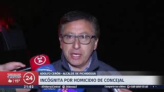 Las incógnitas del homicidio de un concejal de Pichidegua