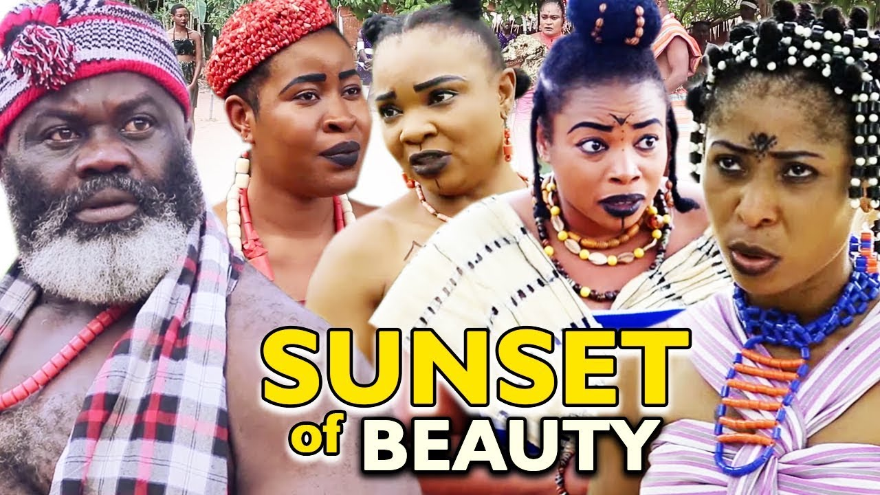 """Download New Movie Alert """"SUNSET OF BEAUTY"""" Season 1&2 - 2019 Latest Nollywood Epic Movie"""