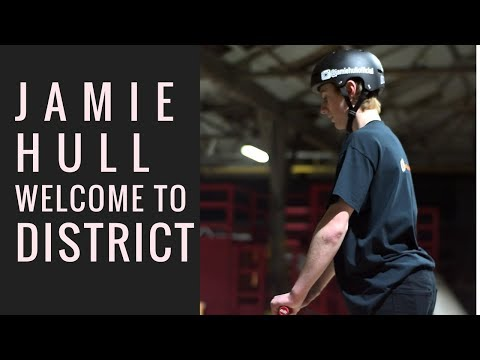 Jamie Hull | Welcome to District
