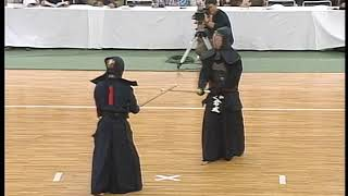 49th All Japan Kendo Championships 2001 (Highlights)