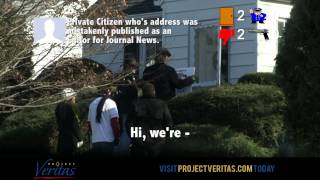 """@ProjectVeritas_ Journalists, Politicians Refuse to Post Lawn Sign saying """"HOME IS PROUDLY GUN FREE"""""""