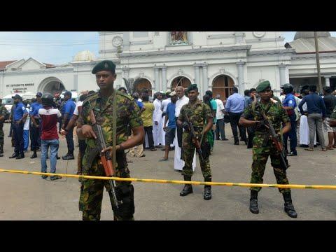 سريلانكا: سلسلة اعتداءات استهدفت ثلاثة فنادق وثلاث كنائس كانت تقيم قداس عيد الفصح  - نشر قبل 3 ساعة