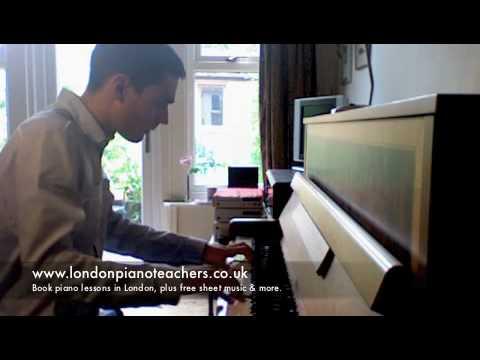 Jazz Piano - Anything Goes