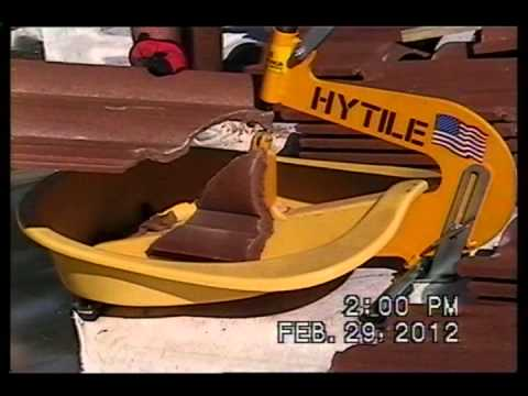 Hytile USA Roof Tile Cutter