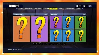 MAGASIN D'ARTICLES QUOTIDIENS «NEW» AUJOURD'HUI! SKIN RESET! FORTNITE BATTLE ROYALE (2/9/2018)