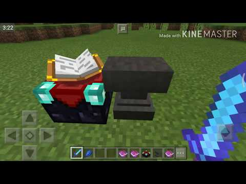 Cara Membuat Pedang Super Sakit Di Minecraft, No Mod, No Addon, No Command :minecraft Indonesia