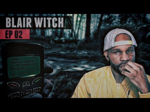 """Blair Witch"" Gameplay Walkthrough Part 2 - HEADLIGHTS"