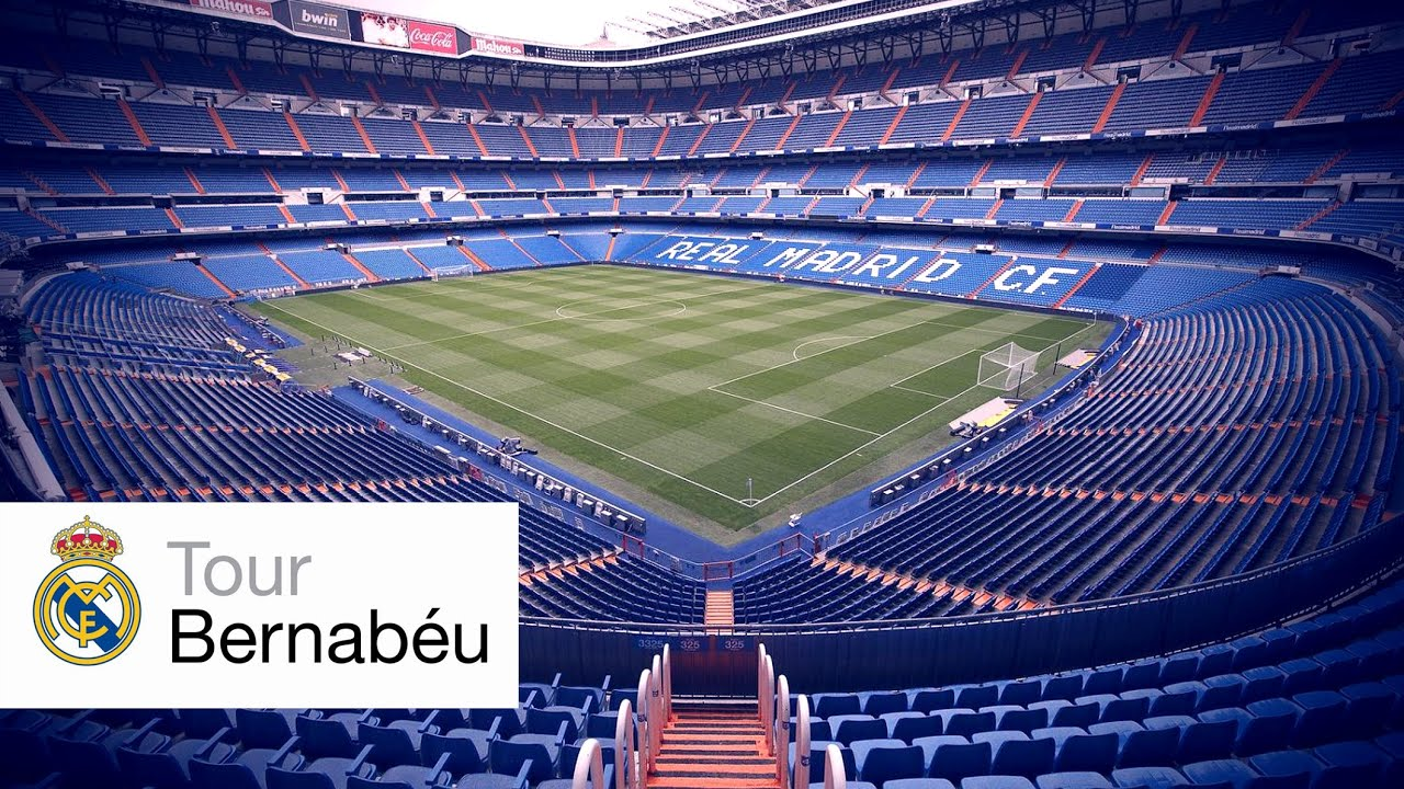 Real Madrid Stadium Tours