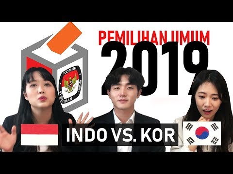 Interesting Facts About Elections In Indonesia And Korea