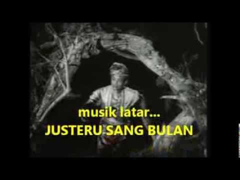 JUSTERU SANG BULAN : versi LATIFAH OMAR & NORDIN AHMAD