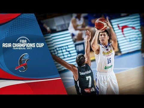 Chooks-To-Go (PHI) v Sareyyet Ramallah (PLE) - Full Game - FIBA Asia Champions Cup 2017