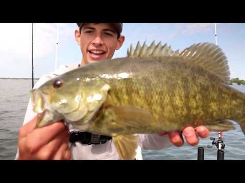 Next Level Smallmouth On Lake St. Clair!