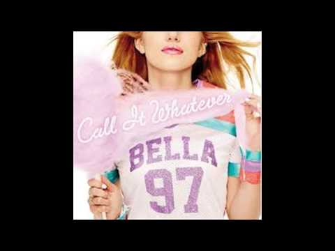 Bella Thorne - Call It Whatever (Razor N Guido Radio Mix)