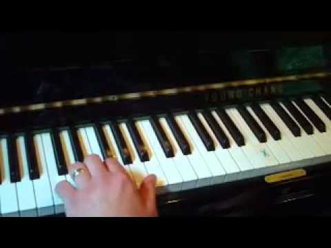 Beginner Blues Piano Lesson #1